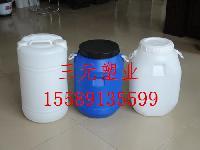 60L双闭口塑料桶价格