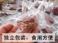 红枣夹核桃自动包装机械 充氮气自动包装机 红枣单粒全自动包装机