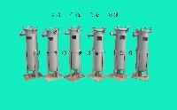 供应不锈钢袋式过滤器,单袋式过滤机