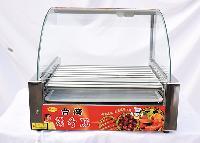 石哪里有卖烤香肠机的烤肠机价格