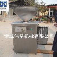 液压不锈钢自动香肠烤肠灌肠机