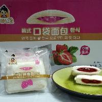 厂家直销口袋果粒吐司面包休闲零食特价多种口味批发2kg/箱包物流