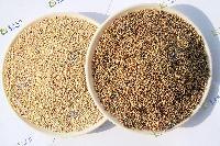 高效藜麦清理去杂质脱皮抛光一体机器