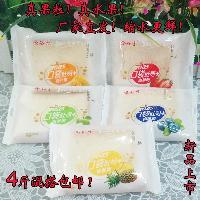 优质金谷亭口袋吐司+真果粒面包蒸蛋糕2kg/箱独立包装特产包物流