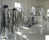 500L反渗透净水设备|500升EDI超纯水设备