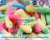 复配酸度调节剂 乳酸粉在糖果中的应用