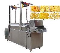 鸡米花油炸生产线