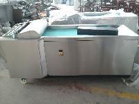 隆胜牌LSQB-1000供应优质不锈钢大白菜切半机