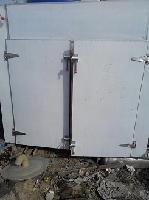 厂家直销二手不锈钢热风循环烘箱