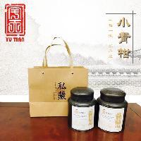 【宇天】白色底正宗新会小青柑 陈年宫廷熟茶陈皮普洱茶500g