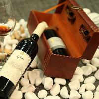 法国原装进口—罗纳红·普爱诗干红葡萄酒