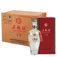 上海五粮液专卖、五粮液十年50度、批发价格