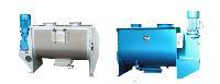干粉砂浆混合机选型/报价:ZHWL卧式螺带混合机