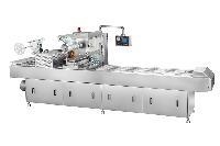全自动盒式真空包装机、冷冻肉块保鲜真空包装机