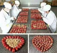 红枣夹核桃加工厂家