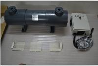 水产养殖PVC紫外线消毒器|海水养殖紫外线杀菌器|