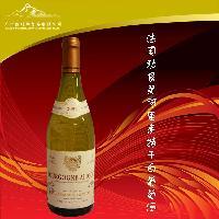 法国勃艮第阿里高特干白葡萄酒 S 015 0002
