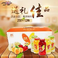 健康零食和派水果罐头包售后招微商代理