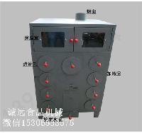 9孔柴火烤玉米炉 地瓜机 强效隔热保温