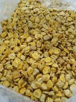 优质花茶原料 脱水罗汉果果肉 掰碎粒罗汉果果仁 厂家直供无硫