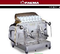FAEMA飞马经典款E61 S2双头手控专业半自动咖啡机