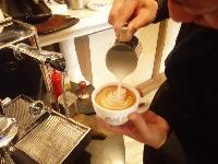 商用半自动咖啡机 意式咖啡机 设备租赁 现场拉花