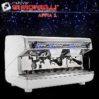 意大利Nuova simonelli 诺瓦APPIA 双头电控半自动咖啡机 标准
