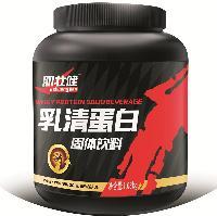 肌壮健乳清蛋白粉净1.03kg增肌粉健肌肉蛋白质粉成人通用