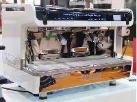 Faema/飞马TEOREMA意式半自动咖啡机商用双头