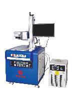 照明电器激光打标机