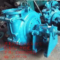 渣浆泵厂家 10/8X-AH耐磨渣浆泵选型批发