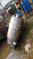 不锈钢提取罐 二手6立方静态提取罐处理