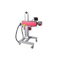 适合汽配、日用品、五金行业的V-C20W二氧化碳激光打标机