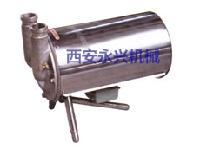 不锈钢自吸泵厂商自吸系列厂产价格西安永兴机械制造