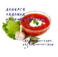 番茄丁番茄酱批发价格番茄酱生产厂家