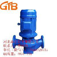 ISG50-250I离心泵管道泵价格