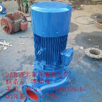 管道泵 ISG50-160I防爆管道泵