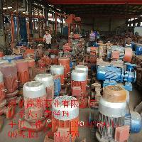 ISG200-200I管道增压泵 管道泵型号参数