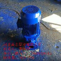 ISG100-315立式管道增压泵生产厂家