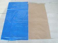 厂家定做25公斤牛皮纸袋(可加食品级塑料袋)—提供出口性能单证