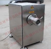 蒜蓉肠生产设备 大型冻肉盘绞肉机 低价促销