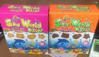 马来西亚进口动物造型饼干