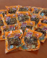 香辣牛肉味(手撕豆干)武冈特产 特色休闲食品