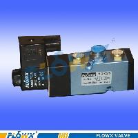 FLX-C2/5,AC220V二位五通电磁阀 O型线圈