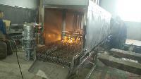 汇康牌自动猪蹄烧毛机液化气猪蹄烧毛机厂家