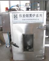 不锈钢香肠熏烤烟熏设备