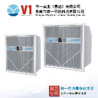 风机盘管中央空调空气净化器工作技术原理
