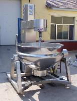 华邦供应 自动酱料糖稀炒锅 行星搅拌熬制锅