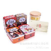 东莞制罐厂定制马口铁食品包装铁盒子