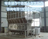 XF葡萄糖卧式沸腾干燥机